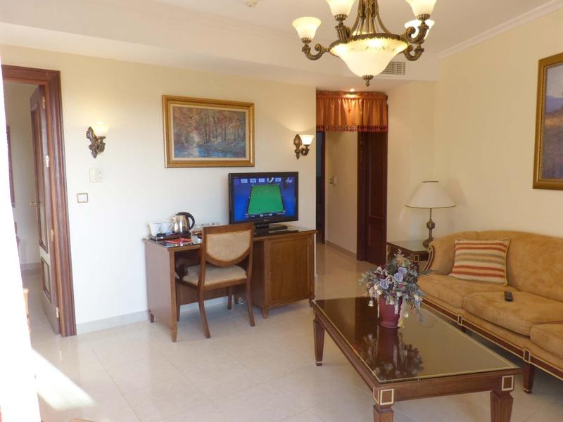 Salón Suite Hotel I